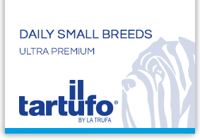 La Trufa Daily Small Breed - Etiqueta